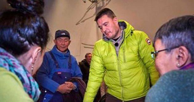 Polis memuru Grönland'a Başbakan oldu