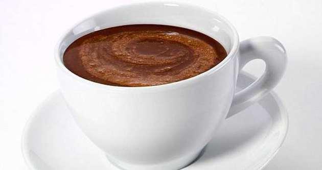 Türk kahvesiyle 10 günde 5 kilo verdi