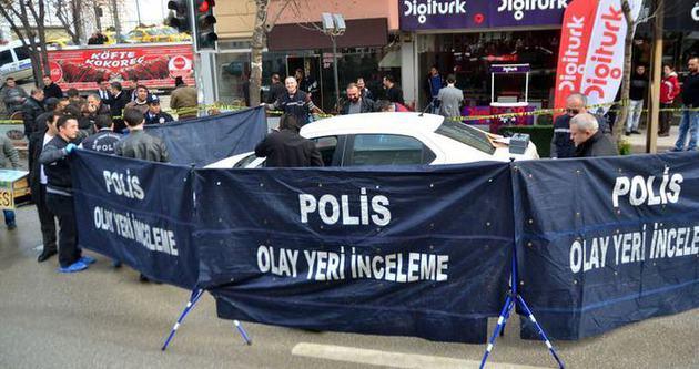 Ankara'da direksiyon başında şüpheli ölüm