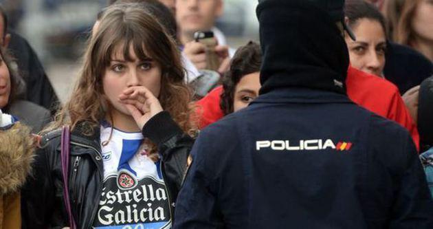İspanya'da taraftarlara ağır yaptırım