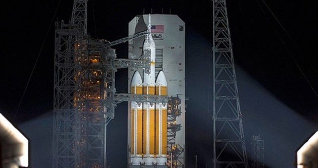 Orion uzay kapsülü dünyaya döndü
