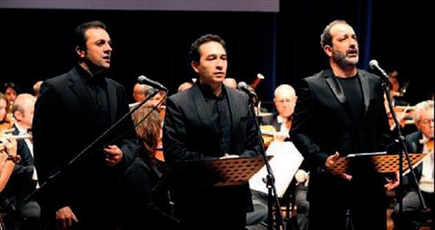 Senfonik konser serisi sona erdi