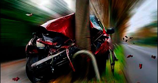 Kazan'da feci kaza: 2 yaralı