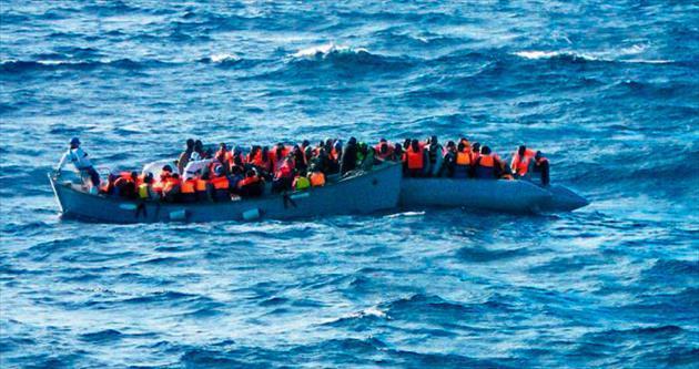 Akdeniz'de susuzluktan öldüler