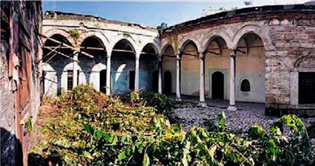 Kaba Halil Medresesi restore ediliyor