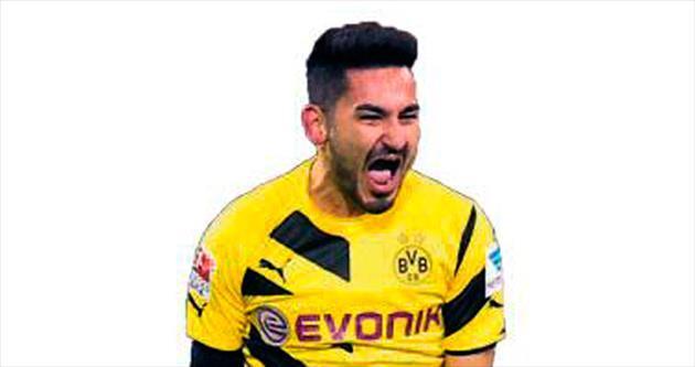 Dortmund'a Gündoğdu