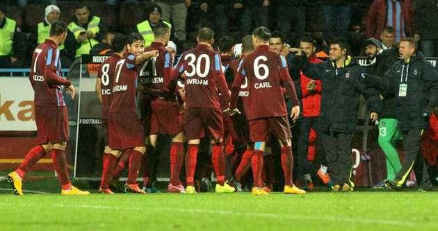 Trabzonspor için 6 puanlık maç