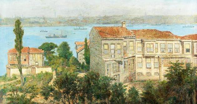 Klasik Türk resmi başyapıtlar koleksiyonu sergisi