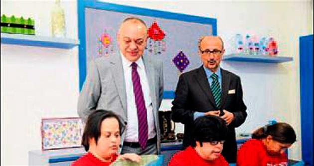 Engelli çocuklara belediye desteği