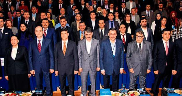 AK Parti Çankaya İlçe Kongresi'ne geniş katılım