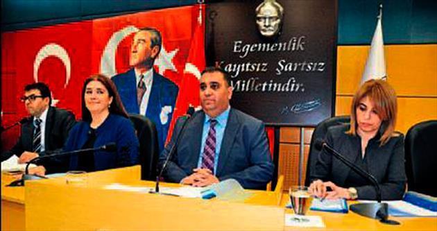 Belediye Meclisi'nde yılın son toplantısı