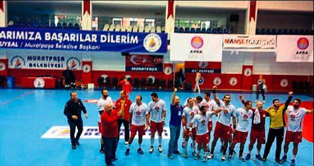 Antalyaspor'a Trabzonspor morali: 28-27
