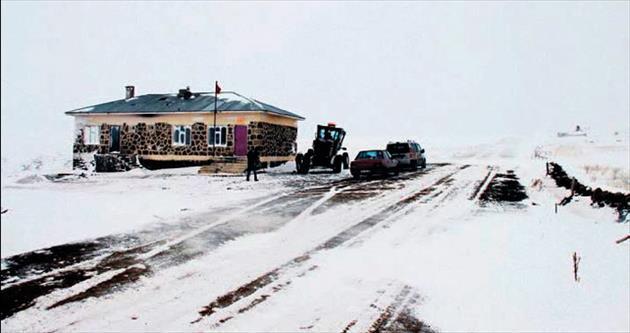 Doğu'da kar, Trakya'da taşkın