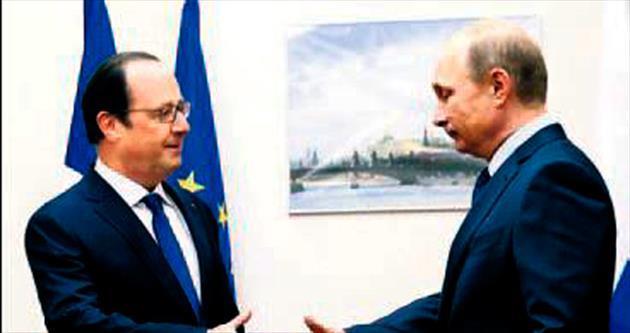 Hollande: Aramıza duvar örülmesin