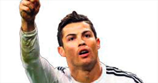 Ronaldo'dan rekor