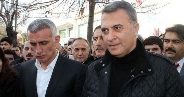 Başkanlar Şeb-i Arus'ta buluştu
