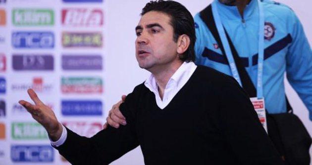 Osmanlıspor Teknik Direktörü çıldırdı!