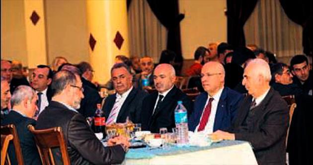 Amasyalılara Yaşar'dan destek