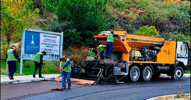 Kaymaz asfalt kazaları azalttı