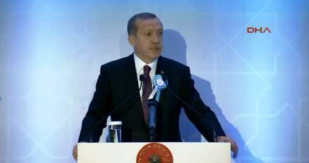 Erdoğan'dan 'Osmanlıca' mesajı