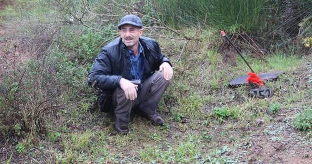Depremde kaybetti 15 yıl sonra buldu