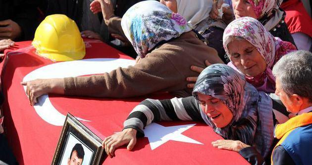 Ermenek'te ölen madencilerin ailelerine ev verilecek