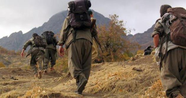 TSK PKK'nın zulasını patlattı