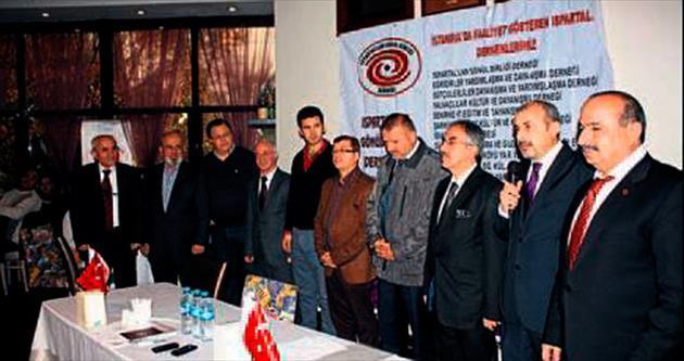 Ispartalıların İstanbul buluşması