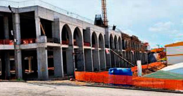Çamlıca camisi'nin yüzde 65'i tamamlandı