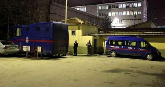 Eskişehir'de cezaevi isyanı!