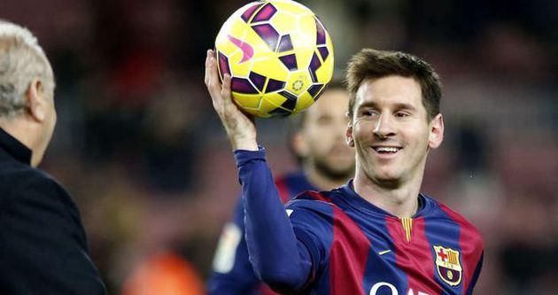 Messi Trabzon'a geliyor