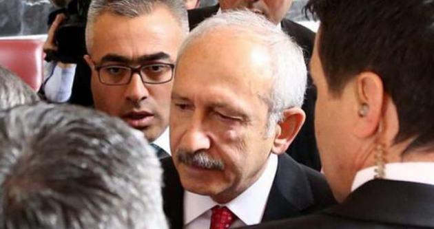 Kılıçdaroğlu'na yumruk atan sanık Övet'e yakalama kararı!