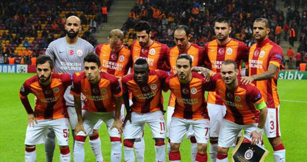Galatasaray, Beşiktaş'ın rekorunu kırdı!