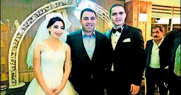 Güreş Federasyonu'nda düğün heyecanı yaşandı