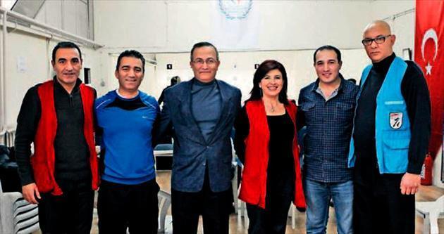 Atıcılar Ankara Ligi'nde buluştu