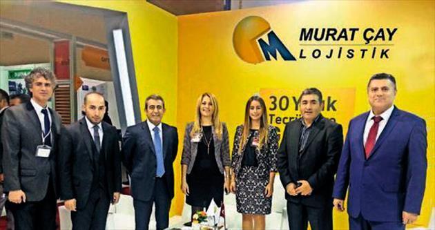 Murat Çay lojistik hedefini büyüttü