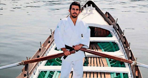 Türk Judosu'nun yükselen yıldızı