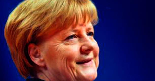 Merkel oyları sildi süpürdü