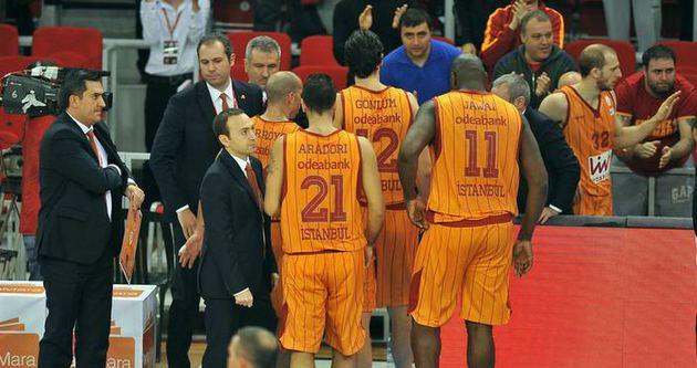 Galatasaray'a 3 maç ceza