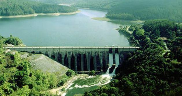 İstanbul'un barajlarının yarısı doldu