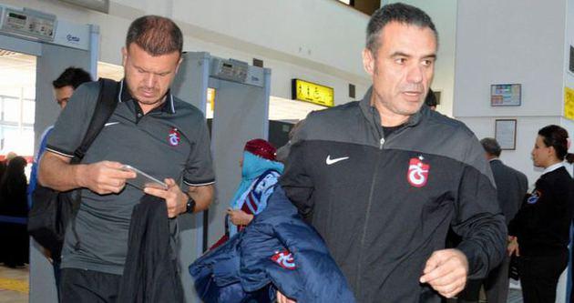 Trabzonspor 16 futbolcuya Polonya'da