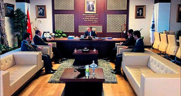 Bozkurt'tan Çetin'e ziyaret