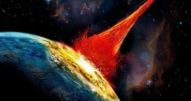 Dağ büyüklüğünde asteroit geliyor!