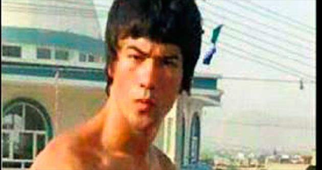 Afganistan'ın Bruce Lee'si