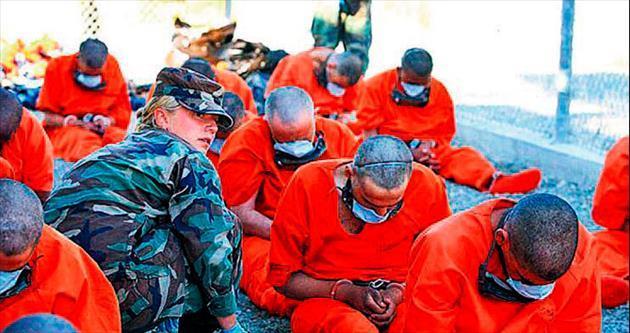 ABD'nin gizli işkence üssü var