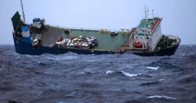 Çin'de iki yük gemisi çarpıştı: 9 kişi kayıp