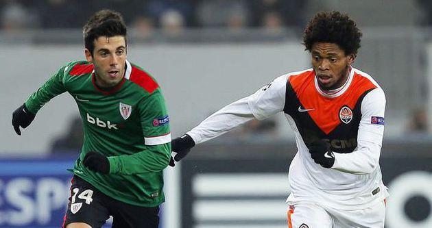 En golcüsü Luiz Adriano