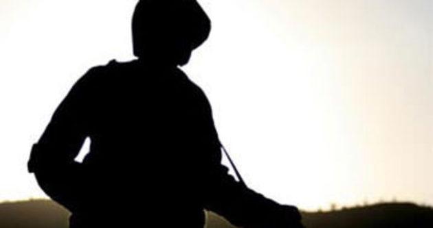 Bir asker intiharı da Tokat'tan