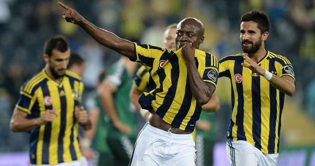 Fenerbahçe, Kadıköy'de yenilgiyi unuttu
