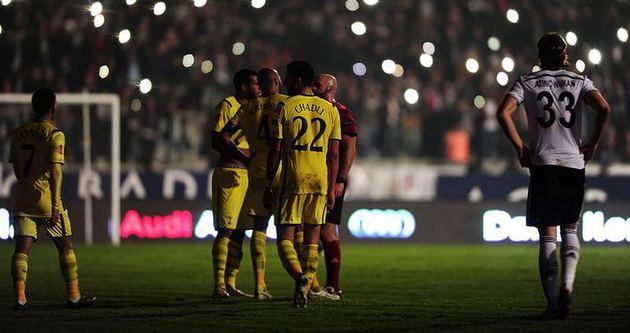İngiliz basını: Birileri maçın bitmesini istemedi
